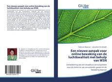 Een nieuwe aanpak voor online bewaking van de luchtkwaliteit met behulp van WSN kitap kapağı