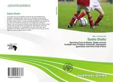 Capa do livro de Sadio Diallo