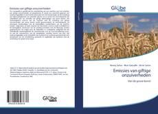 Bookcover of Emissies van giftige onzuiverheden