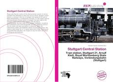 Capa do livro de Stuttgart Central Station