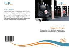 Bookcover of Gare De Tours