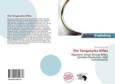 Capa do livro de The Tanganyika Rifles