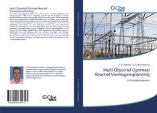Bookcover of Multi Objectief Optimaal Reactief Vermogensplanning