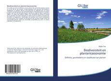 Bookcover of Biodiversiteit en plantentaxionomie