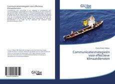 Bookcover of Communicatiestrategie?n voor effectieve klimaatdiensten