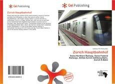 Bookcover of Zürich Hauptbahnhof