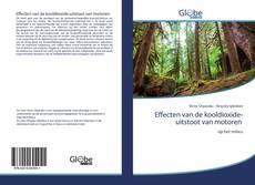 Bookcover of Effecten van de kooldioxide-uitstoot van motoren