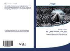 Bookcover of SAT, een nieuw concept