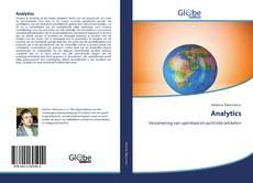 Bookcover of Analytics