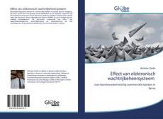Обложка Effect van elektronisch wachtrijbeheersysteem