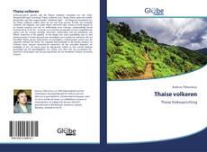 Bookcover of Thaise volkeren