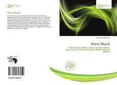Bookcover of Hans Stuck