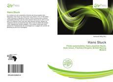 Buchcover von Hans Stuck