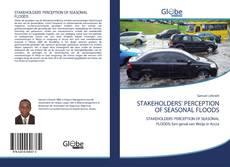 Copertina di STAKEHOLDERS' PERCEPTION OF SEASONAL FLOODS