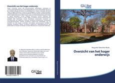 Bookcover of Overzicht van het hoger onderwijs