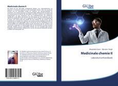 Bookcover of Medicinale chemie II