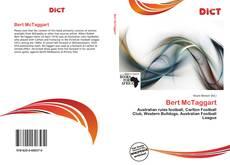 Couverture de Bert McTaggart