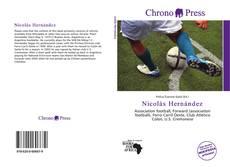 Bookcover of Nicolás Hernández