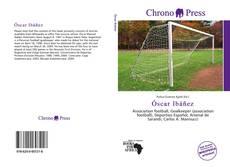 Buchcover von Óscar Ibáñez