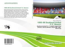 Buchcover von 1995–96 Southend United F.C. Season