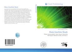Buchcover von Hans-Joachim Stuck