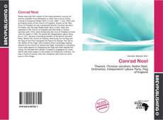 Portada del libro de Conrad Noel