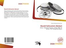 David Schramm (Actor)的封面