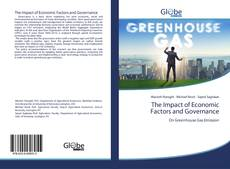 The Impact of Economic Factors and Governance kitap kapağı