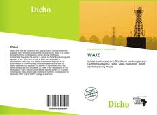 Bookcover of WAJZ