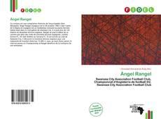 Capa do livro de Àngel Rangel