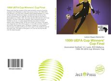 Bookcover of 1999 UEFA Cup Winners' Cup Final