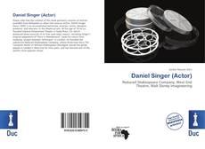 Bookcover of Daniel Singer (Actor)