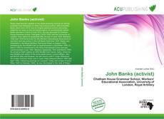 Capa do livro de John Banks (activist)