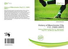 Capa do livro de History of Manchester City F.C. (1965–2001)