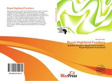 Capa do livro de Royal Highland Fusiliers