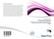 Thomas Sargant kitap kapağı