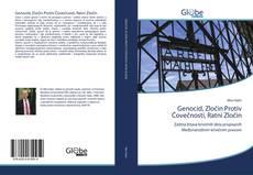 Bookcover of Genocid, Zločin Protiv Čovečnosti, Ratni Zločin