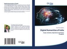 Borítókép a  Digital Humanities of India - hoz