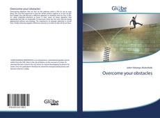 Capa do livro de Overcome your obstacles