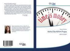 Capa do livro de Koha S'ka Kthim Prapa