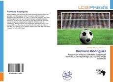 Capa do livro de Romano Rodrigues