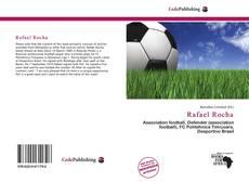 Capa do livro de Rafael Rocha