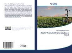 Bookcover of Water Availability and Soybean Yield