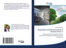Bookcover of Population and Environment: A Review (Part-1)