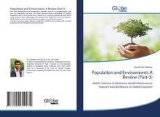 Bookcover of Population and Environment: A Review (Part-3)