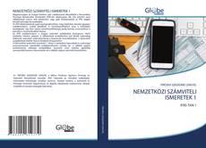 Bookcover of NEMZETKÖZI SZÁMVITELI ISMERETEK 1