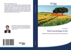 Capa do livro de Plant nematology in Iran