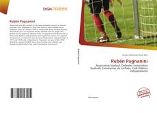Bookcover of Rubén Pagnanini