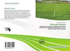 Copertina di Ricardo Gomes