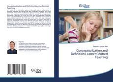 Portada del libro de Conceptualization and Definition Learner Centred Teaching
